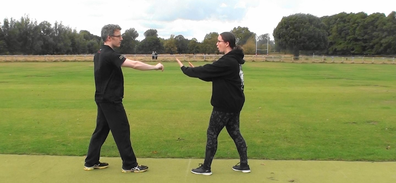 self defence kung fu